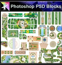 ★Photoshop PSD Blocks