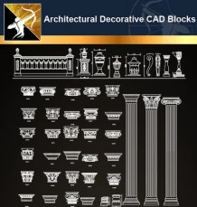 ★Architectural CAD Drawings Bundle