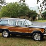 1986 Jeep Grand Wagoneer 4x4 Bl 2048 Wagonmaster