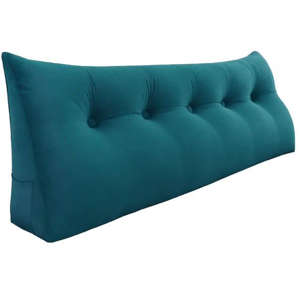 judysen triangular reading pillow large