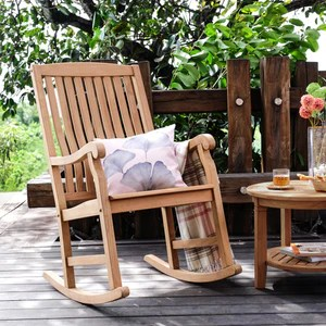 outdoor patio furniture teak wooden