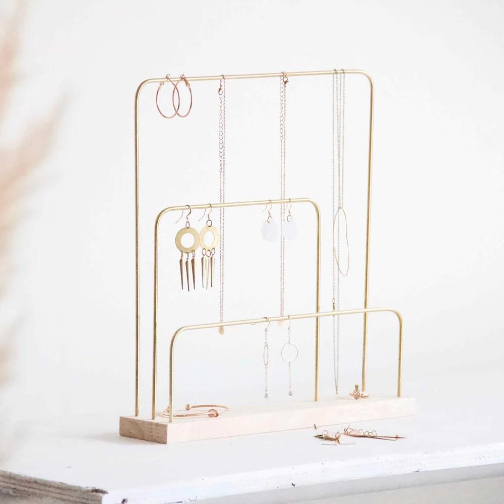 Presentoir A Bijoux Lykke Makkdesign