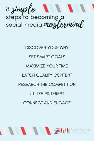 8 steps to rock social media for business