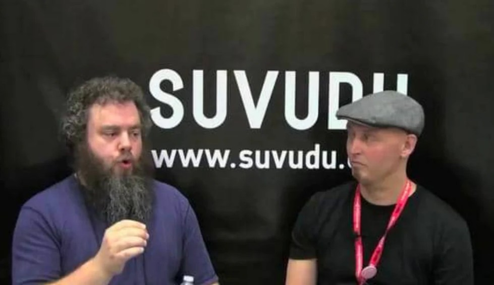 Patrick Rothfuss & Shawn Speakman