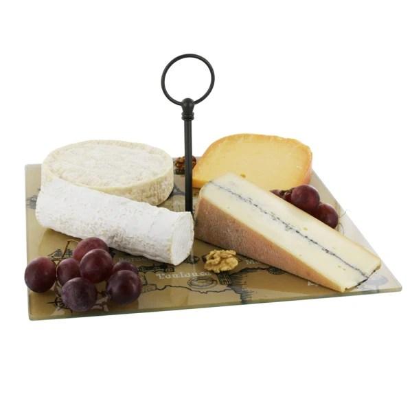 plateau fromage carte de france ref ka1629