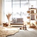Revolving Solid Wooden Bookcase In Australia Bunny Tickles