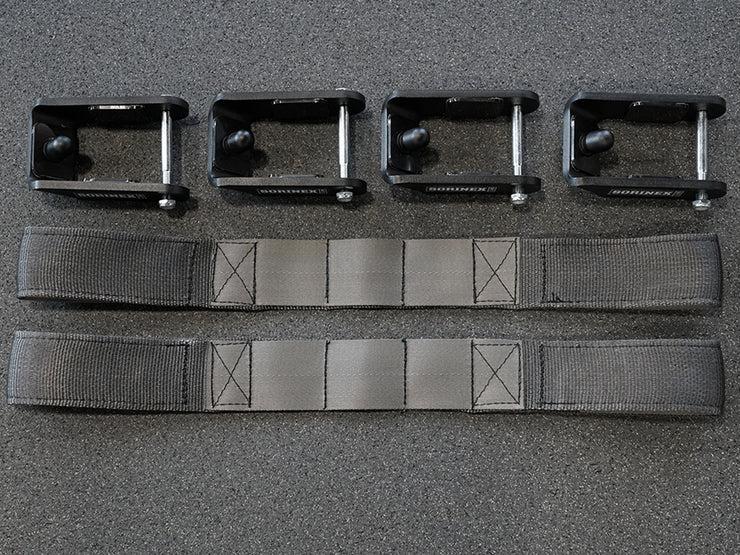 dark horse safety straps