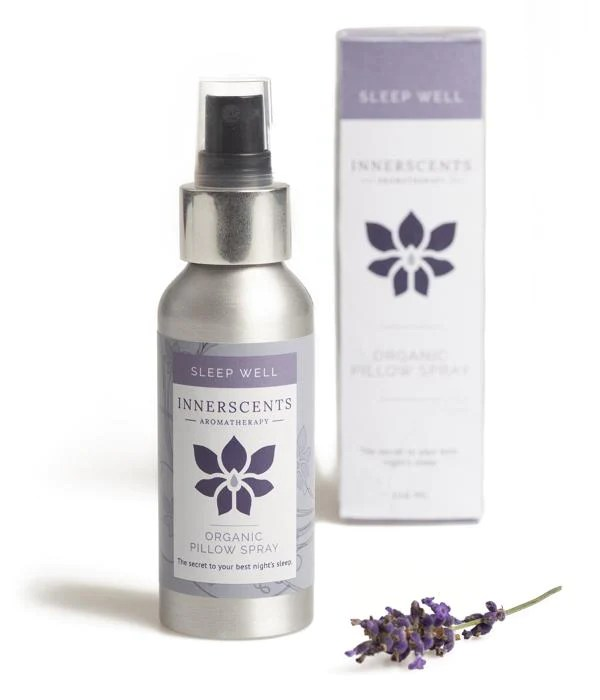 sleep well aromatherapy pillow spray 100ml