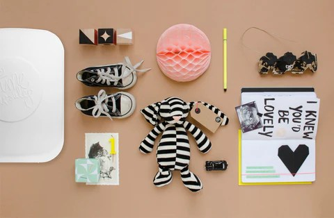 How To Make A Time Capsule For A Baby Best Baby Gift Ideas Make History