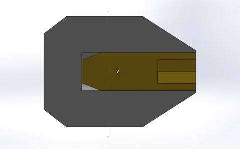 Center of Pressure to mass Diagram 4