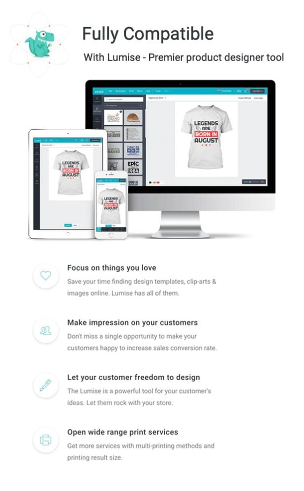 Elessi - Responsive Shopify Theme - 2