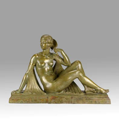 buy art deco sculpture antique