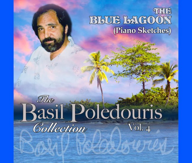 The Basil Poledouris Collection Vol 4 Blue Lagoon Piano Sketches W