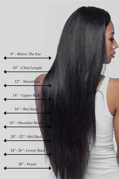 Buy The Best Straight Weaves For Natural Hair Online In