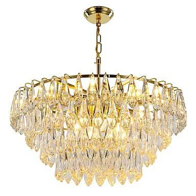 crystal chandelier tiered # 64