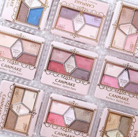 canmake eyeshadow