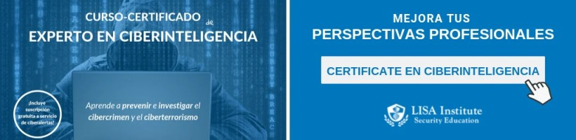Cursos de Ciberinteligencia LISA Institute