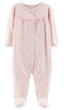Little Planet™ Organic by carter's® Floral Sleep N' Play in Pink