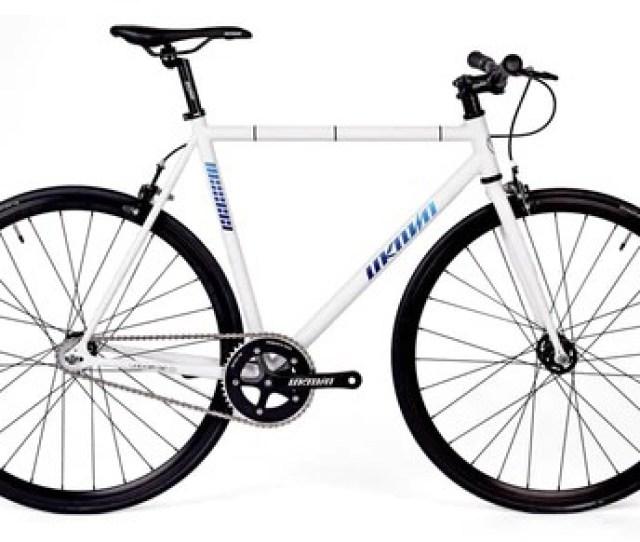 Fixie Fixed Gear Unknown Bikes Sc  White Centre