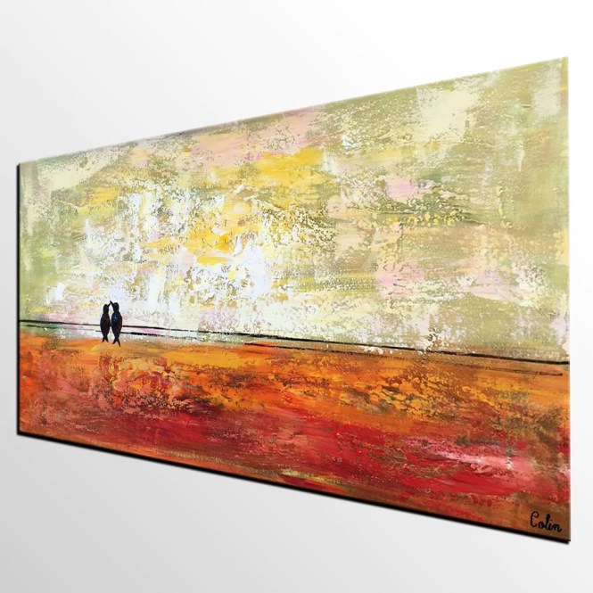 Abstract Canvas Paintings For Beginners - Best Canvas 2018