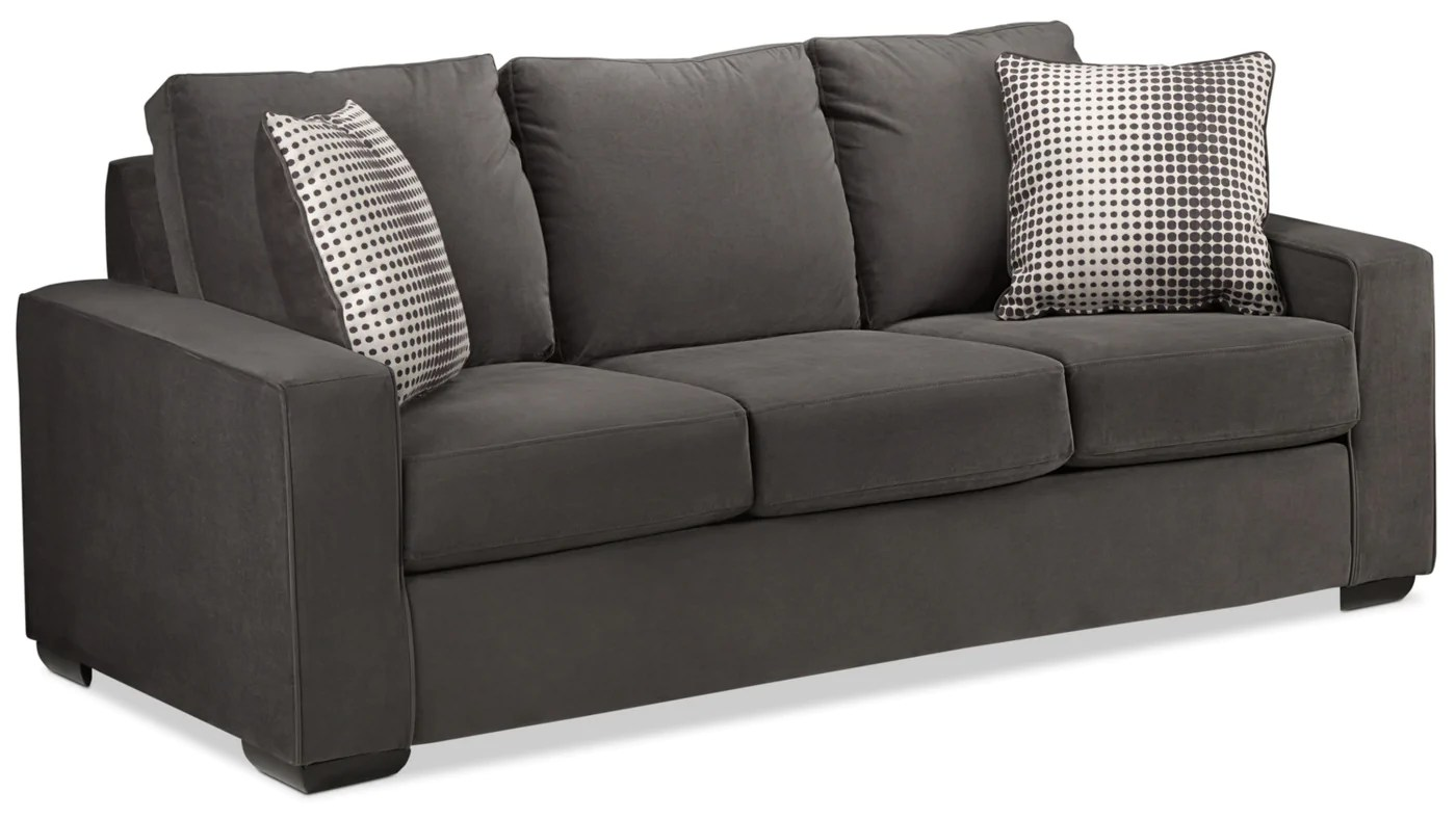 Ciara Sofa And Chair Set Ash