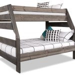 Piper Twin Full Bunkbed The Brick