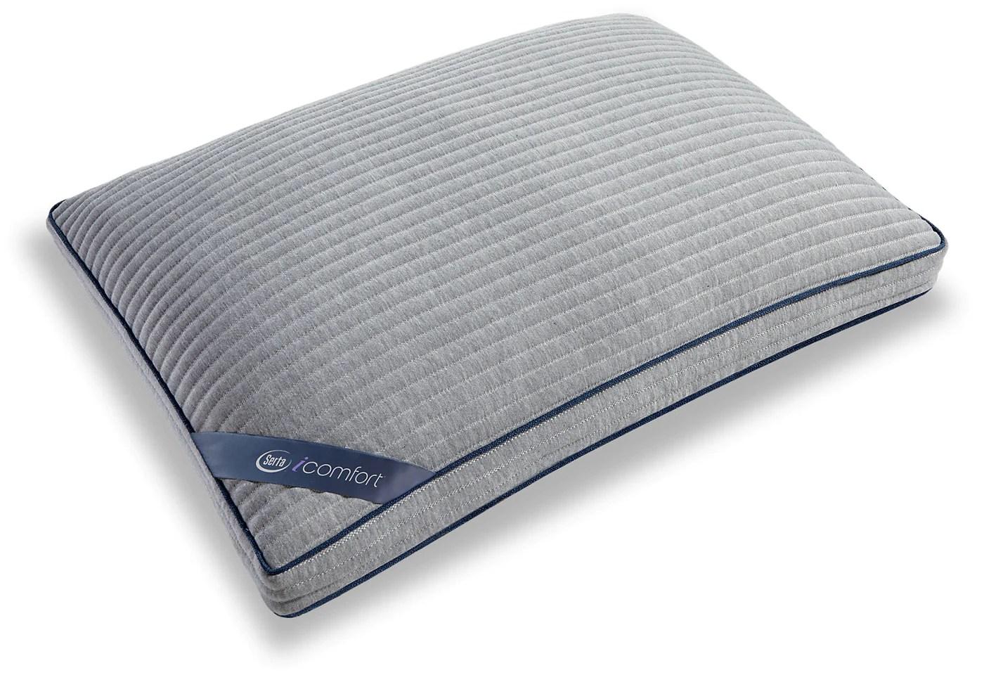 serta icomfort scrunch 4 0 pillow