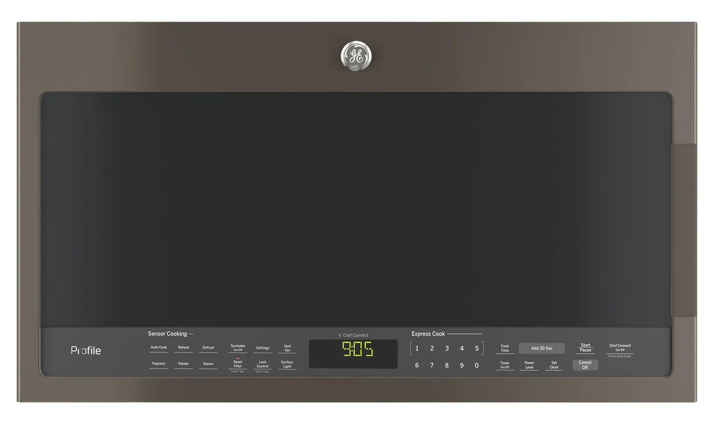 ge 2 1 cu ft over the range microwave pvm2188sljc