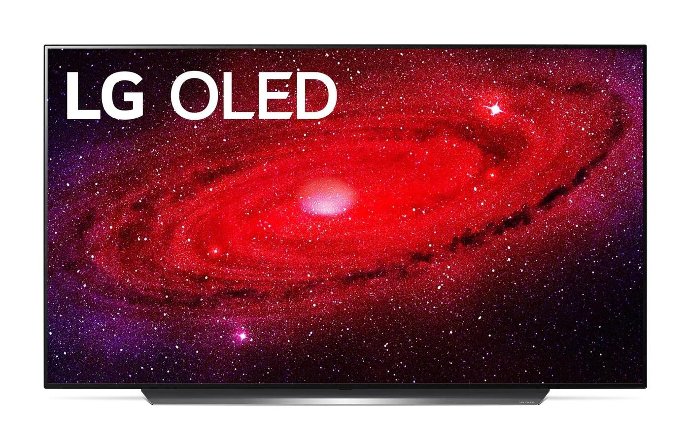 lg 55 cx oled 4k uhd tv with magic remote oled55cxpua