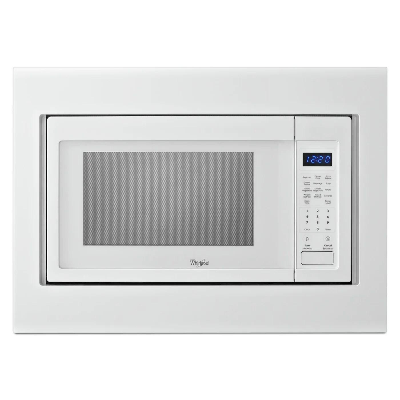 whirlpool 30 countertop microwave trim kit mk2160aw