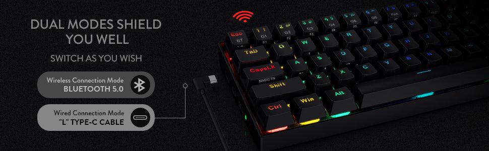 Redragon keyboard