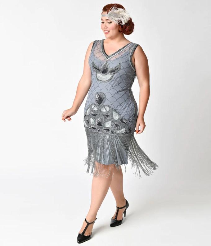 Flapper Dress Plus Size Cheap | Bruin Blog