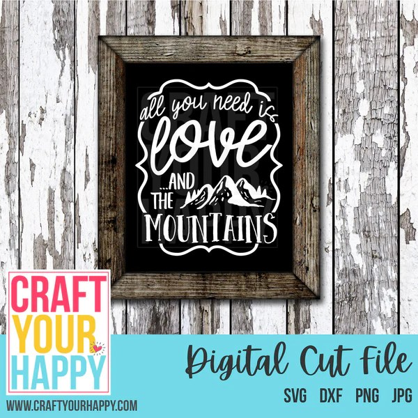 Download Vacation SVG Cut File - All You Need Is Love And The ...