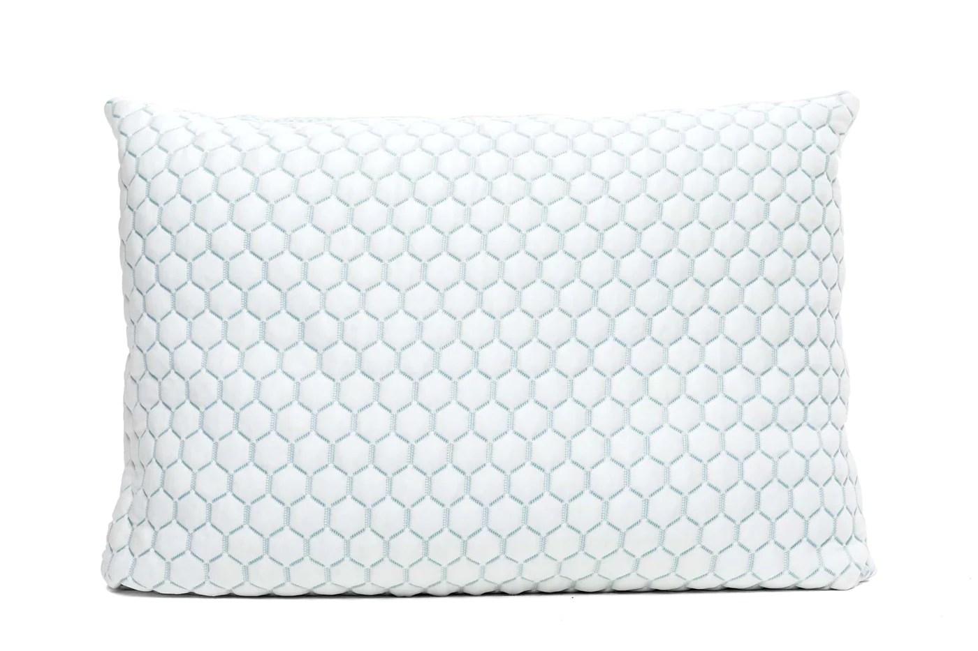 polyurethane foam pillow