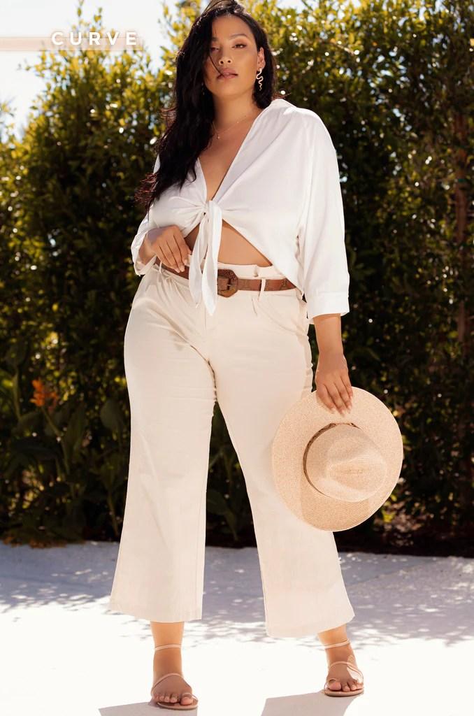 Costa Linda Top - White