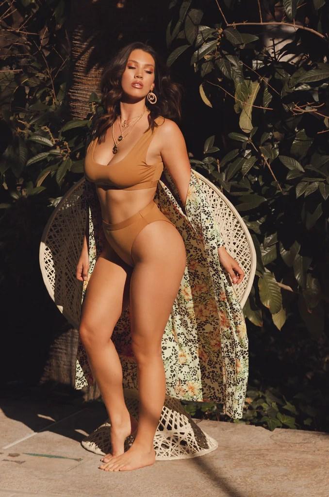 Cancun Getaway Kimono - Print