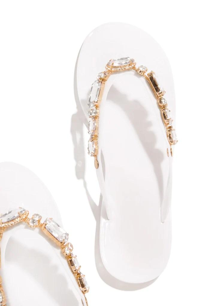 Iconic Luxury - White