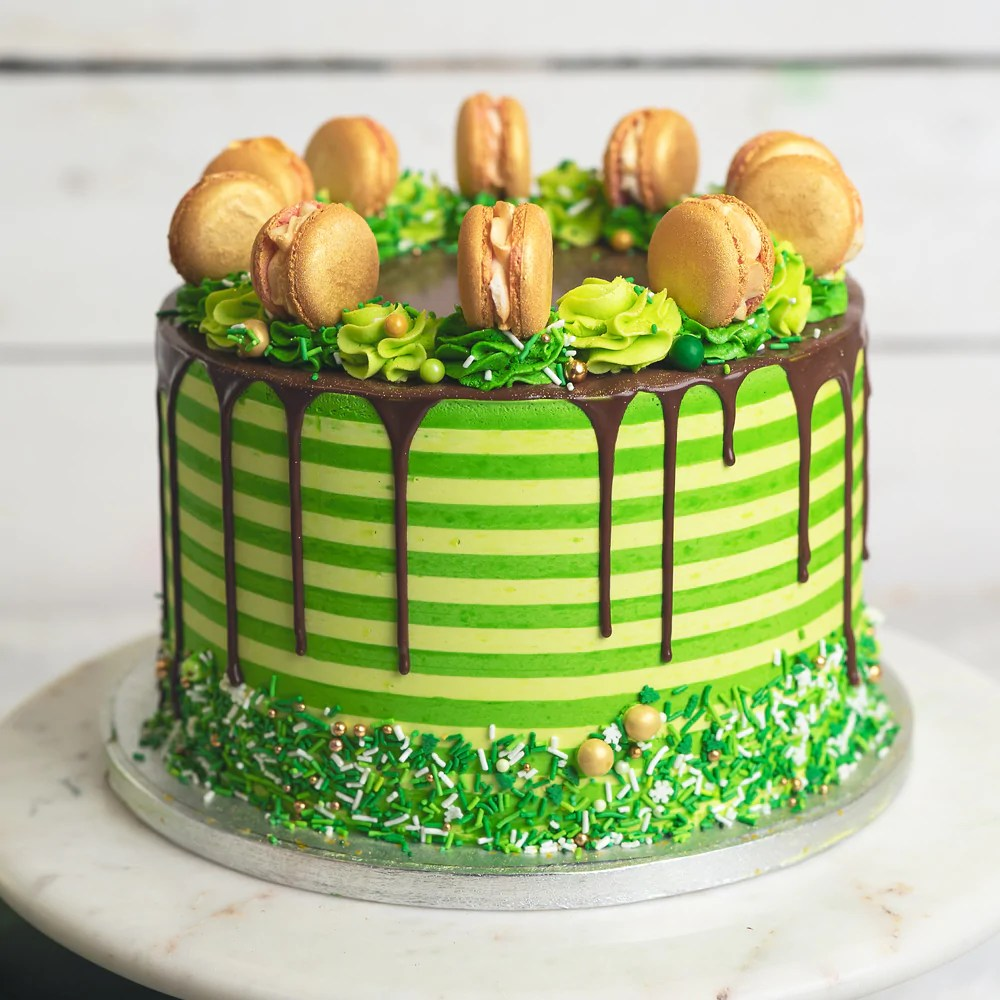 St Patrick S Day Guinness Cake Flavourtown Bakery