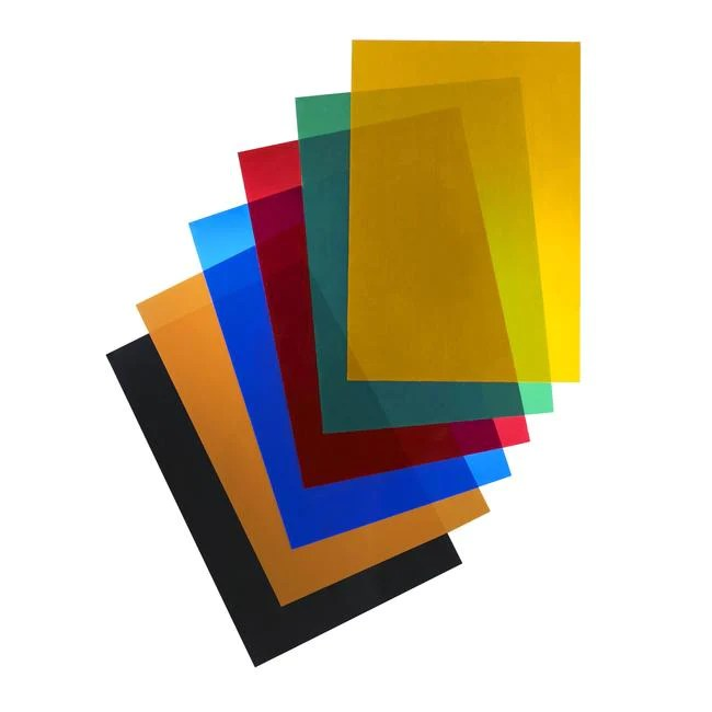 Graphic products are typically used to aid in the application of text and imagery on large format screens.