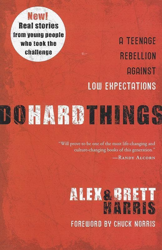 Image result for do hard things book