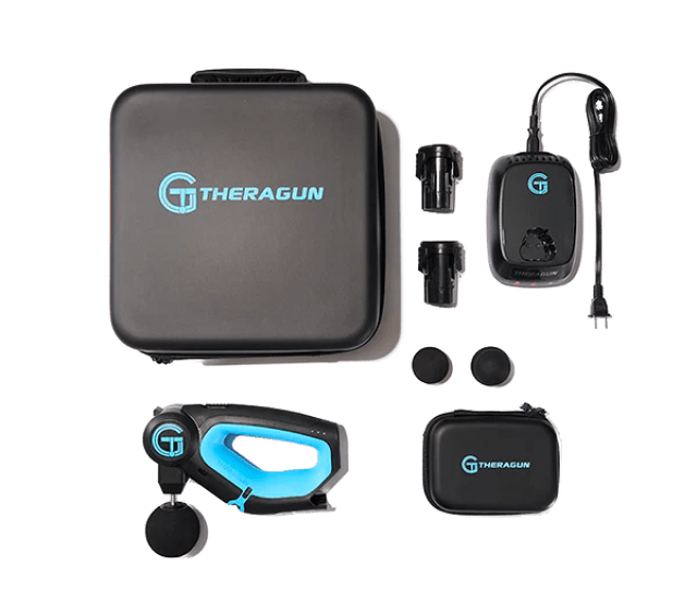 Theragun G2pro 2nd Generation Percussive Therapy Device Theragun Europe