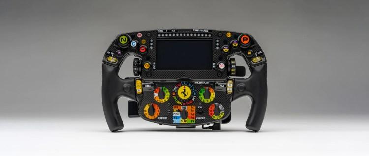 Ferrari SF1000 (2020) Steering Wheel – Amalgam Collection