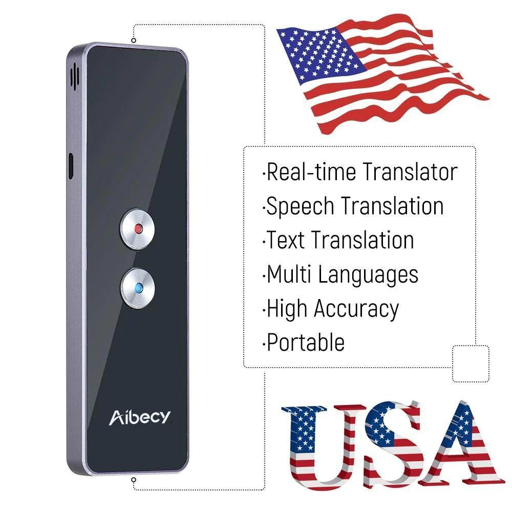 EZ Translate 40+ Language Voice Translator Electronic Portable Device– CartUp LLC