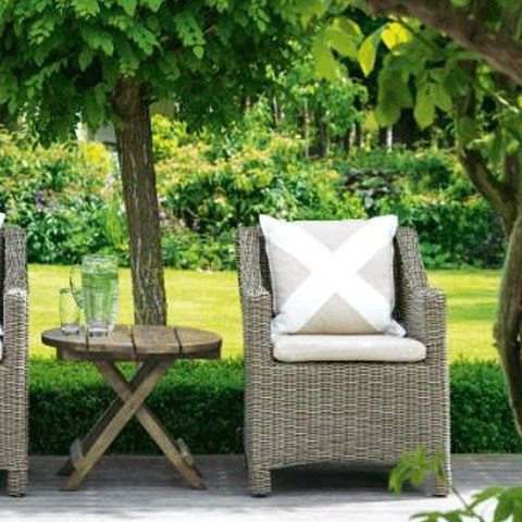 artwood san diego outdoor armchair