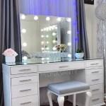 Dior Vanity Mirror Table Stool Bundle Medina Vanity