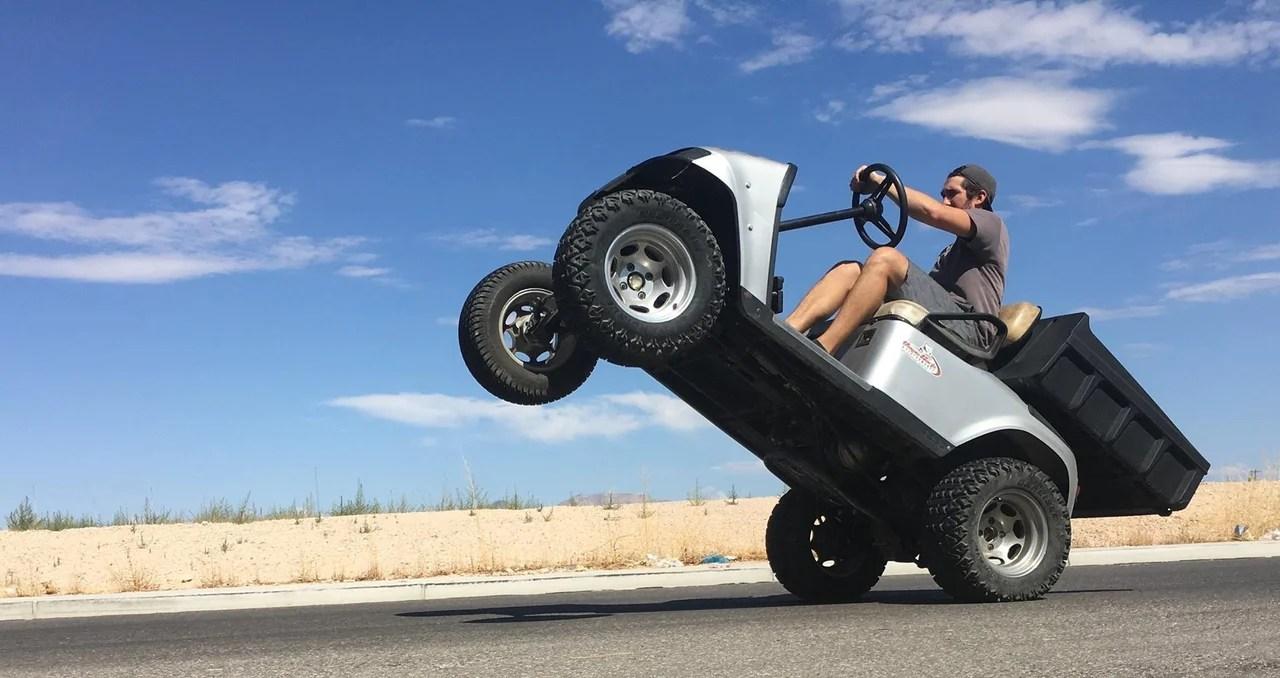 Big Block Engine Kits Amp Golf Cart Performance Upgrades