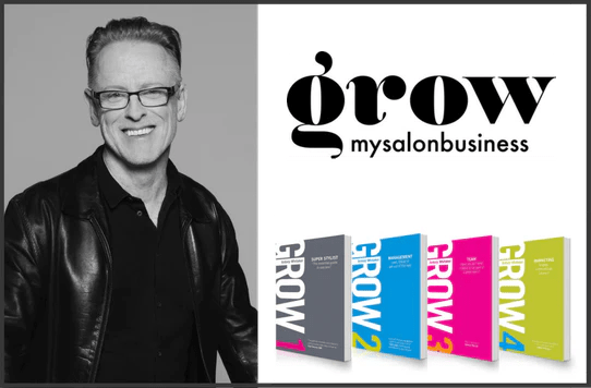 Antony Whitaker - Grow My Salon Business