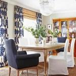 Blue Ikat Curtains Blue White Curtains Duralee Kilim Drapes Curtains C Jll Home