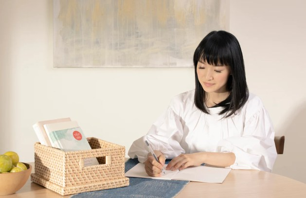 "In light of her new show, ""Sparking Joy,"" let's look back at Marie Kondo's ""long con"""