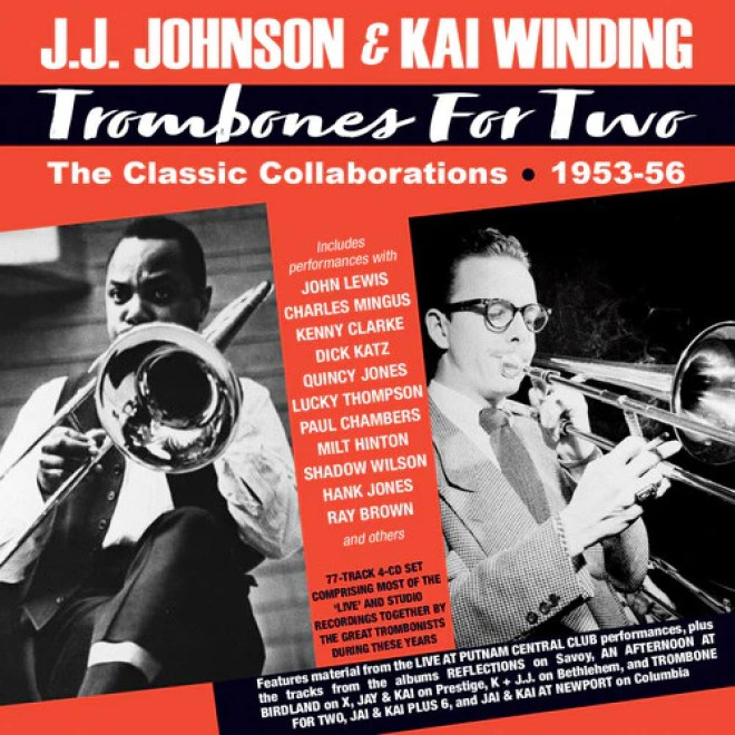 Johnson, J.J. / Winding, Kai: Trombones For Two: The Classic Collabora –  Tower Records